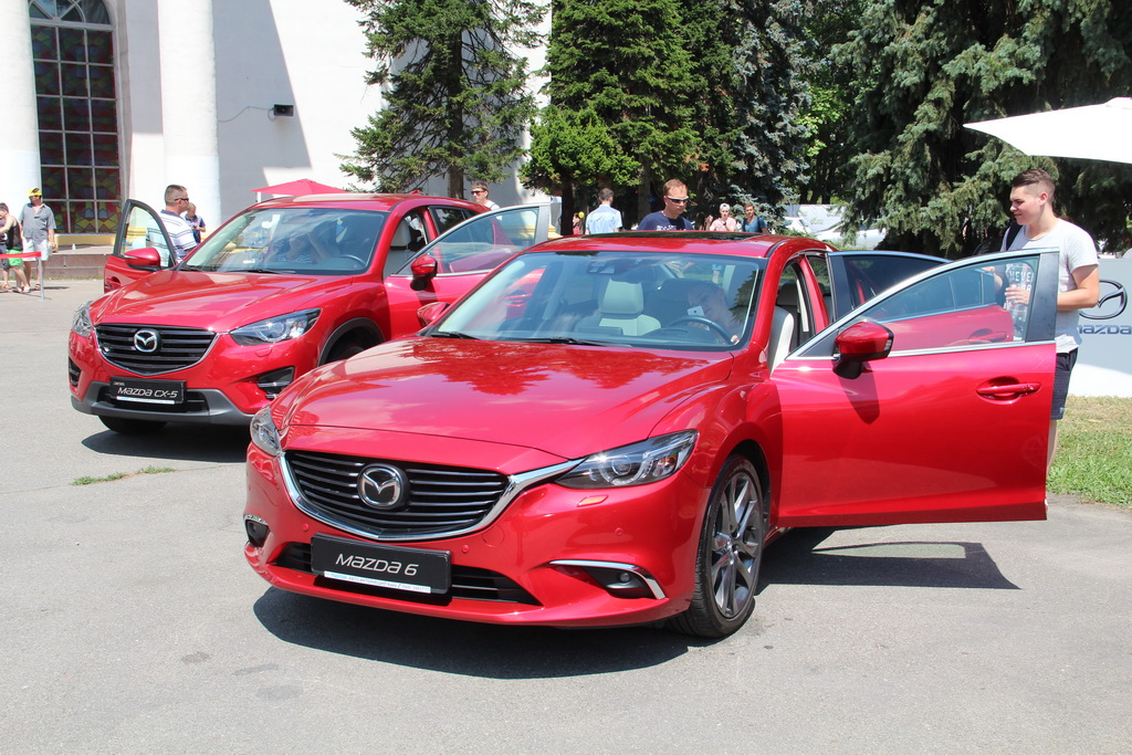 Mazda at NewCasFest 9