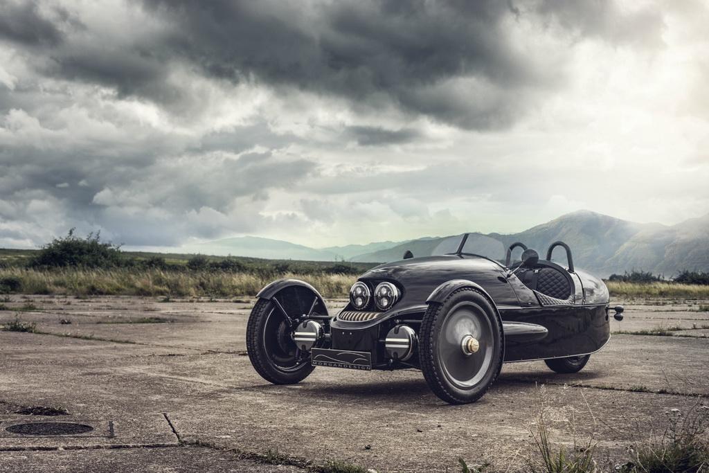 Morgan EV3 UK1909