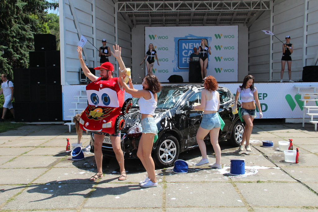 NewCarsFest 2016 Girls 10