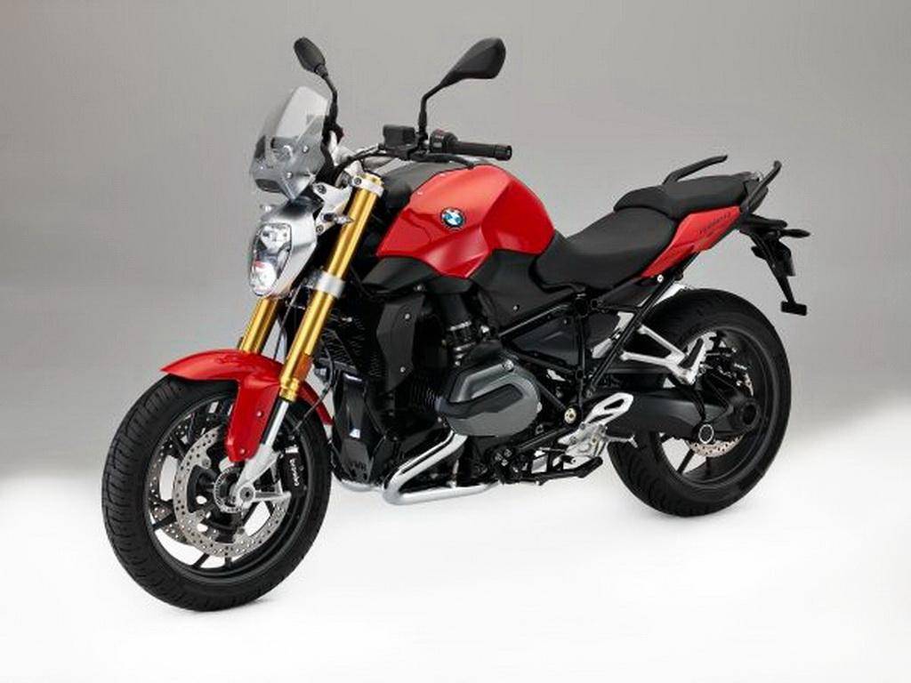 BMW Motorrad представляет мотоциклы 2017 модельного года