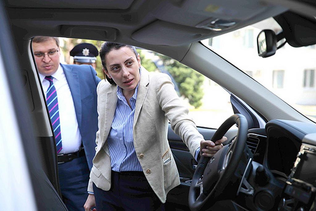 Хатия Деканоидзе подала в отставку?