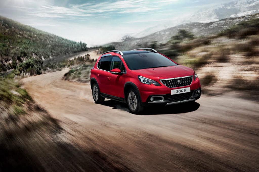 В Украине стартовали продажи нового Peugeot 2008