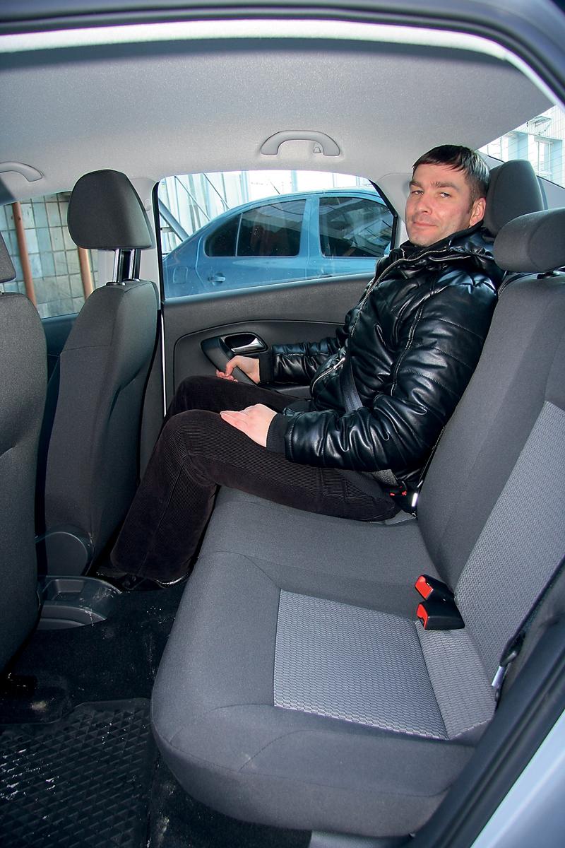 VW Polo sedan
