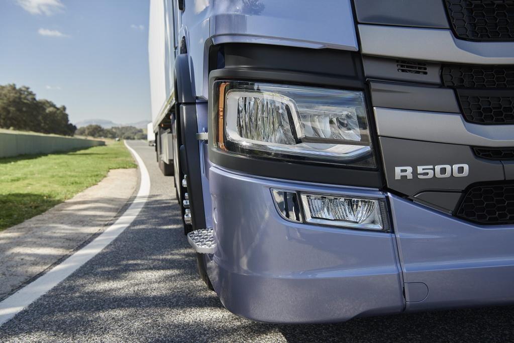 Грузовики Scania обновили силовые агрегаты