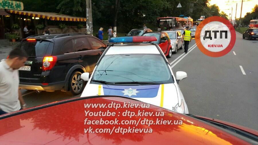 dtp prius police kiev