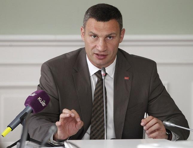 Виталий Кличко рассказал, когда начнется ремонт Кольцевой дороги