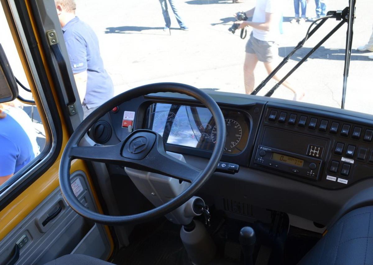 Какие школьные автобусы закупил Николаев