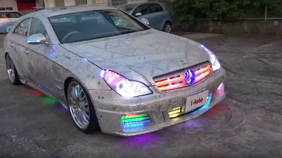 Mercedes-Benz СLS L-Kob