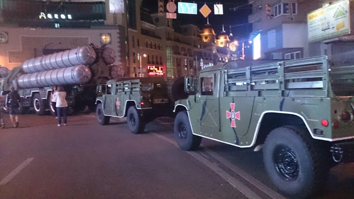 У Києві 19 серпня - масштабні обмеження руху автотранспорту