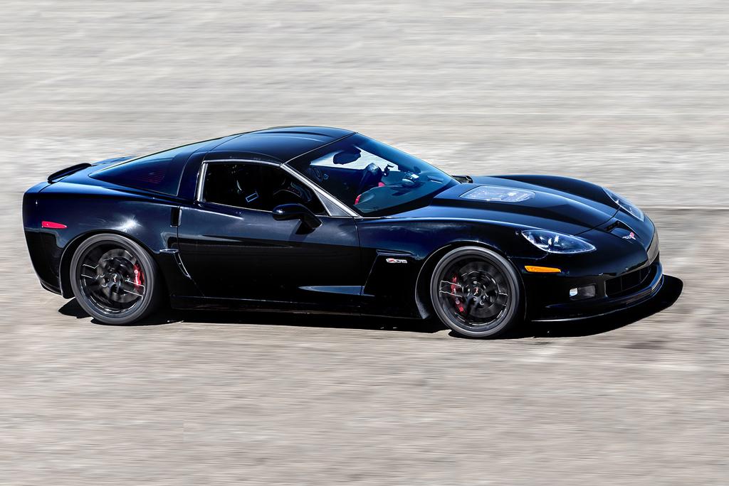 Электрический Chevrolet Corvette побил собственный мировой рекорд скорости 31