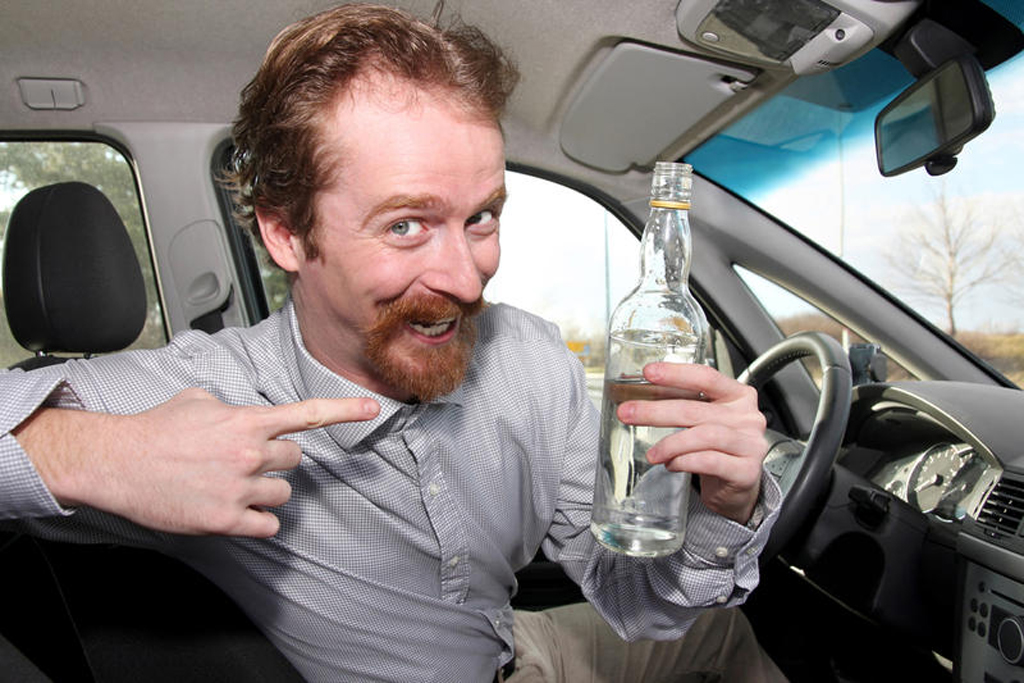 рекордное количество пьяных водителей
