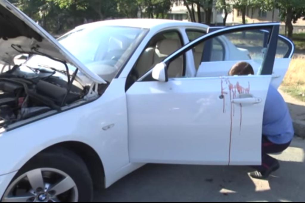 полиция задержала угонщика элитных авто