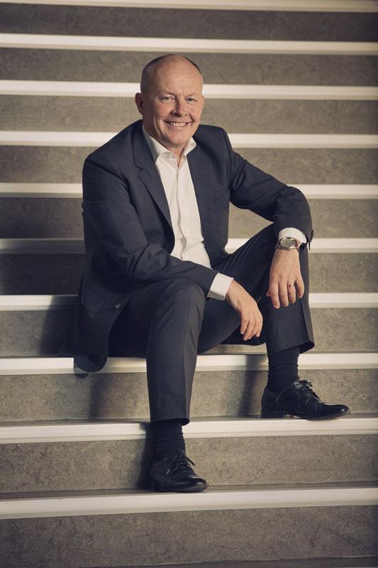 Президент компании Volvo Trucks Клаас Нильссон.