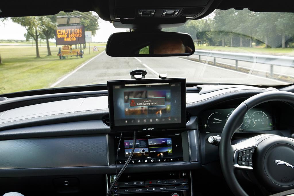 Jaguar Land Rover Test 1