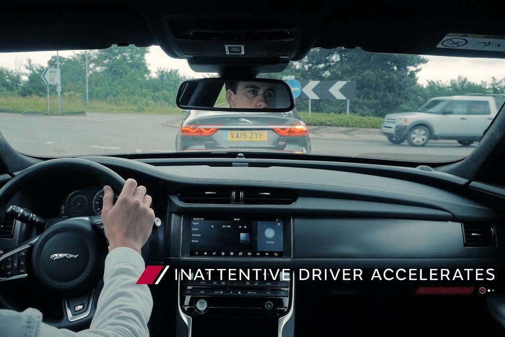 Jaguar Land Rover Test