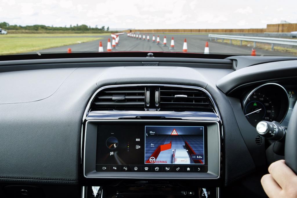 Jaguar Land Rover Test 5