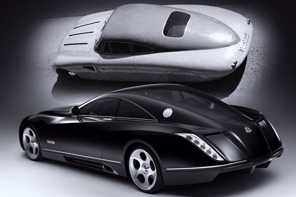 Maybach Exelero Showcar ; Maybach Exelero Show Car;