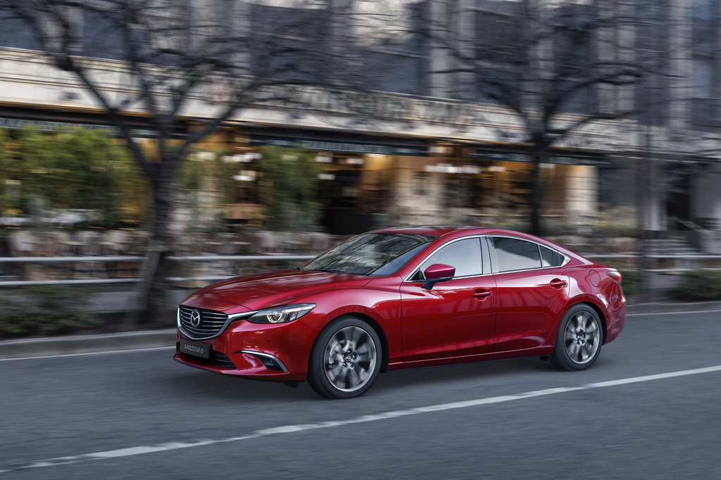Mazda6 2017 модельного года