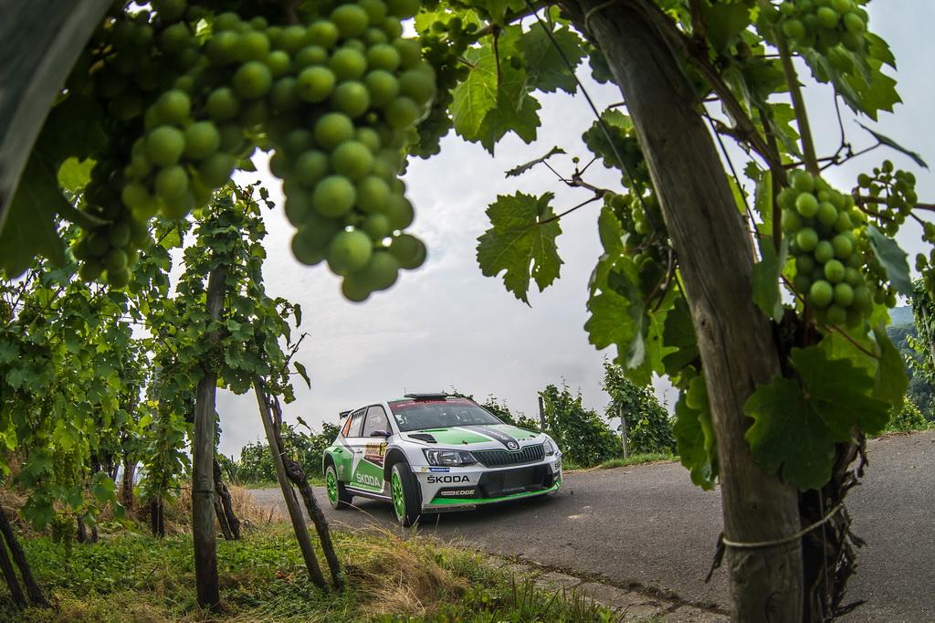 Skoda Rally Germany 2016