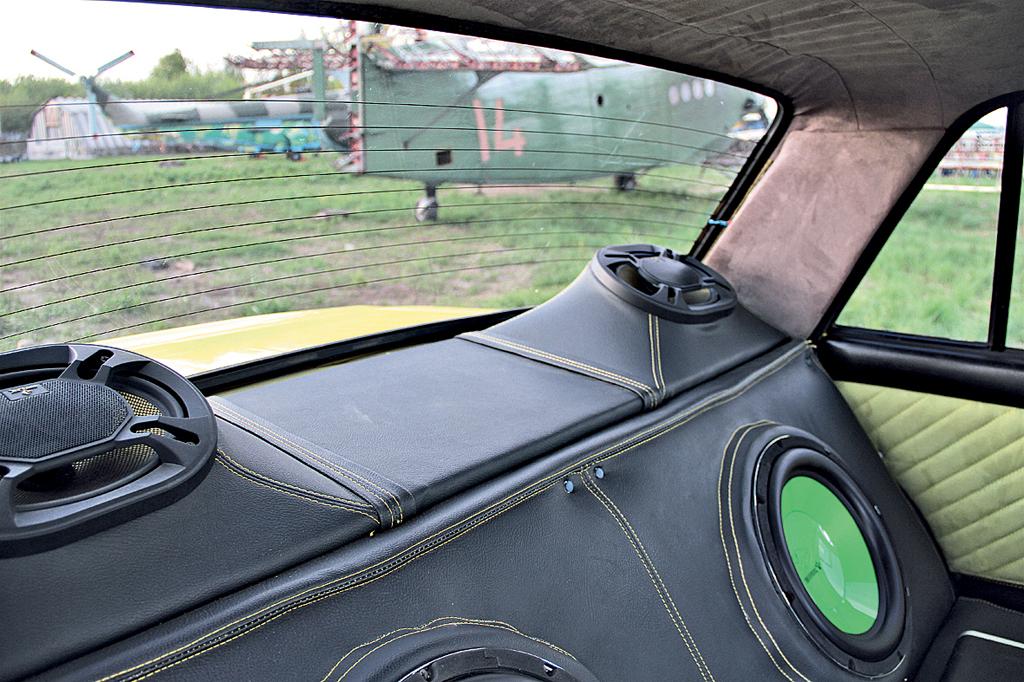 Тюнинг ВАЗ-2103