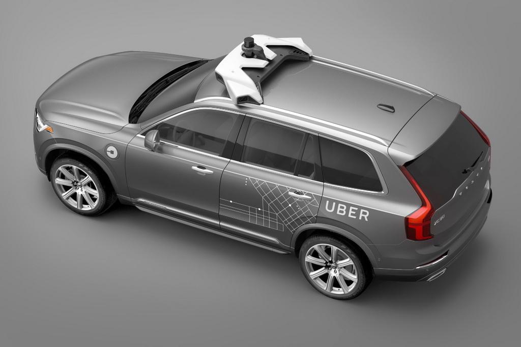 Volvo Cars & Uber