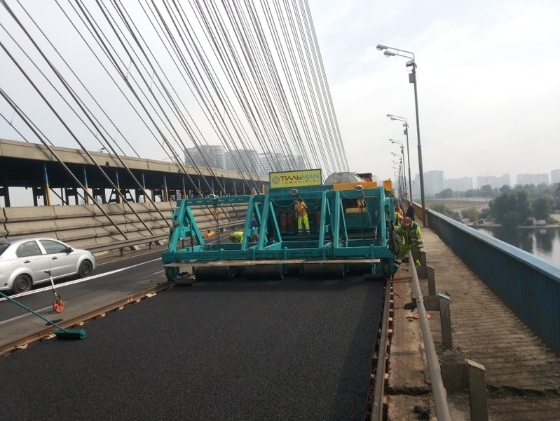 Год восстановления мостов - как часть дорожной реформы