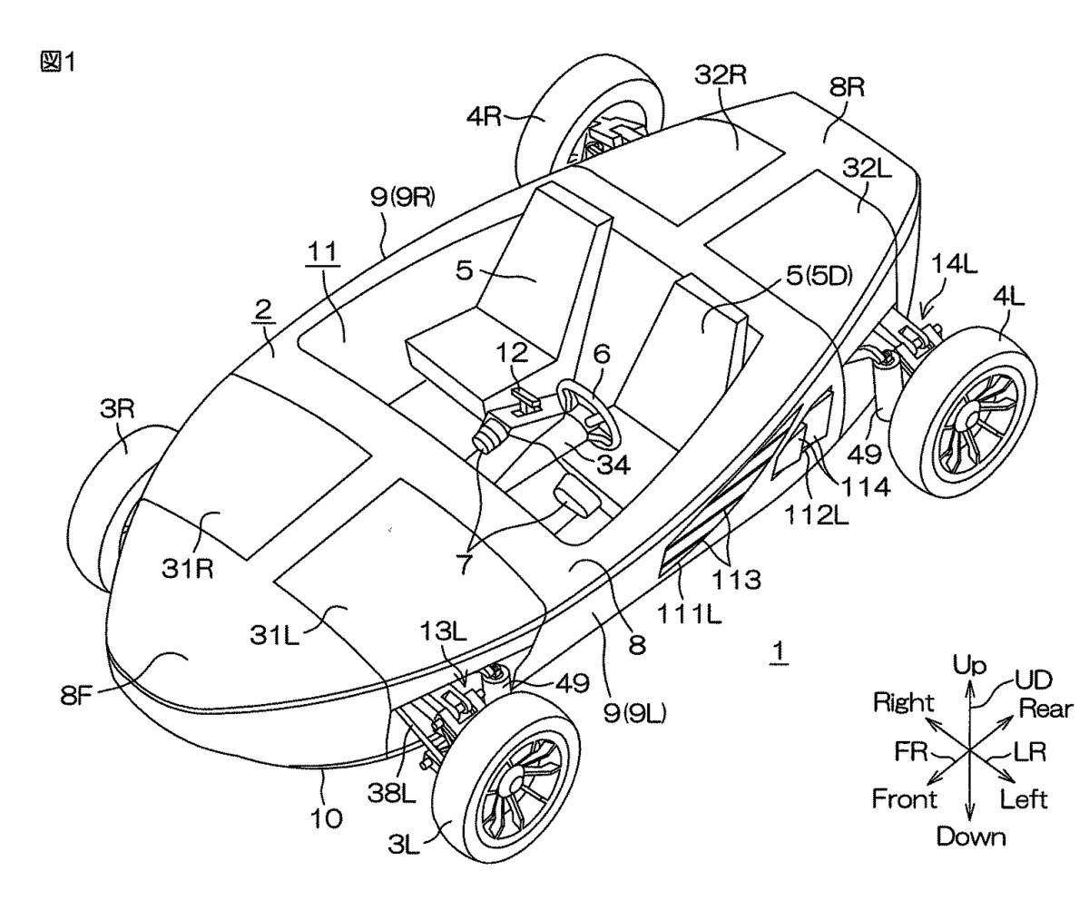 Yamaha запатентовала автомобиль-амфибию