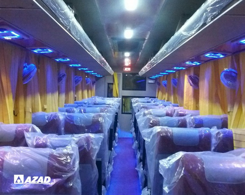 Автобус AZAD iDream