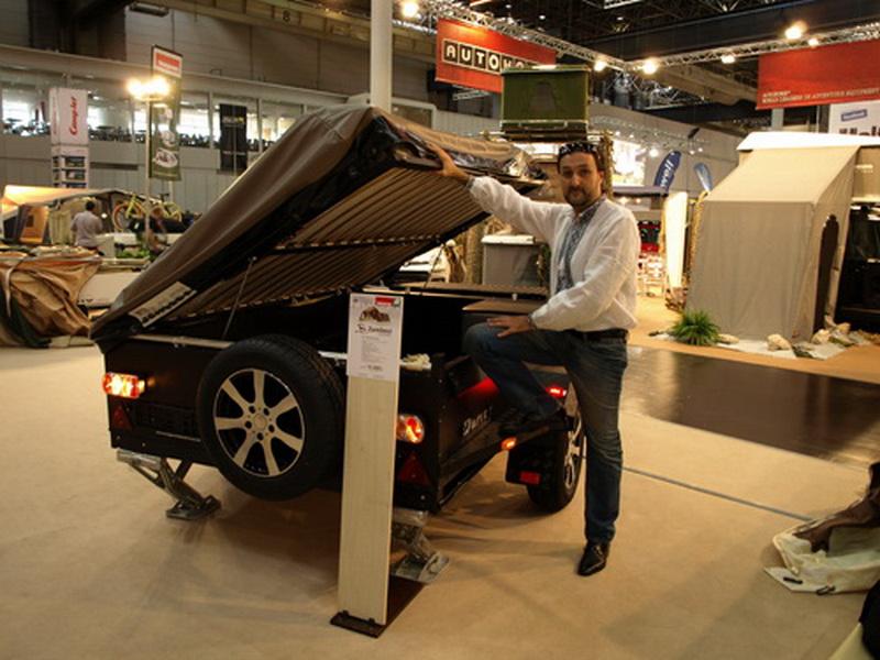 Автотуристам на заметку: открывается Caravan Salon 2016