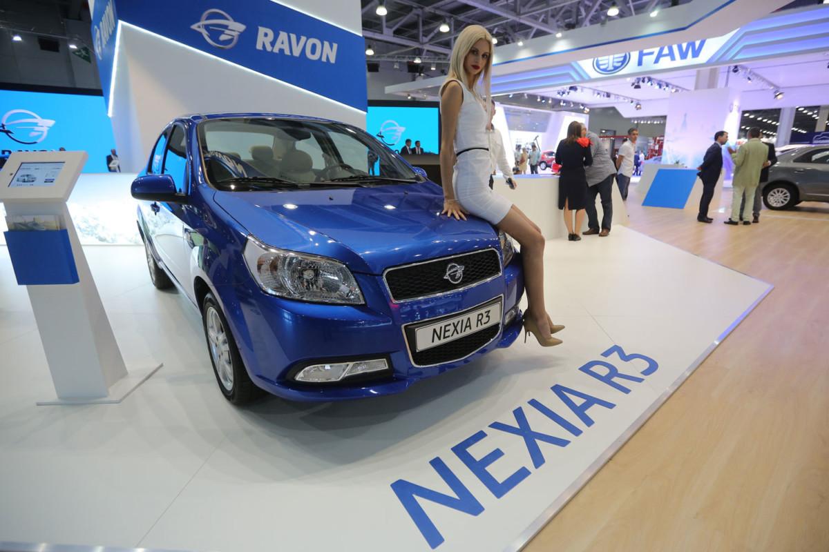 ММАС 2016. Ravon R3