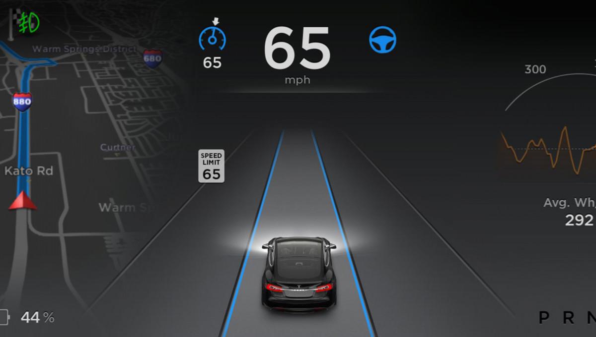Tesla готовит автопилот второго поколения