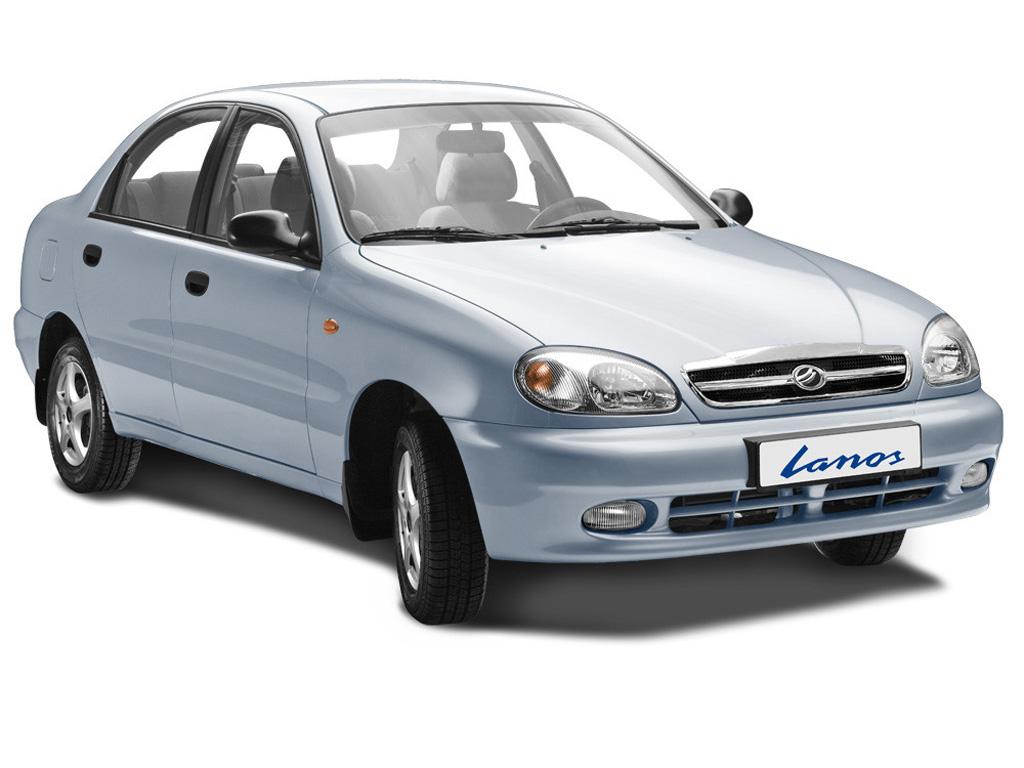 Zaz Lanos T150 sedan