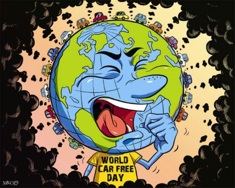 Всемирный день без автомобиля 22 сентября
