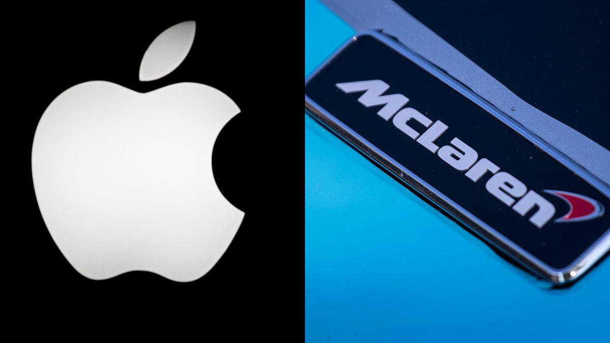 Apple и McLaren: ждать ли слияния или будет поглощение?