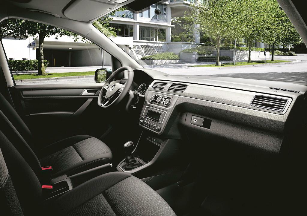 Volkswagen Caddy в новом исполнении Edition 35