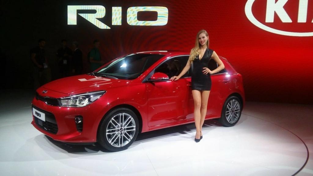 Какие новинки Парижского автосалона 2016 скоро представят в Украине