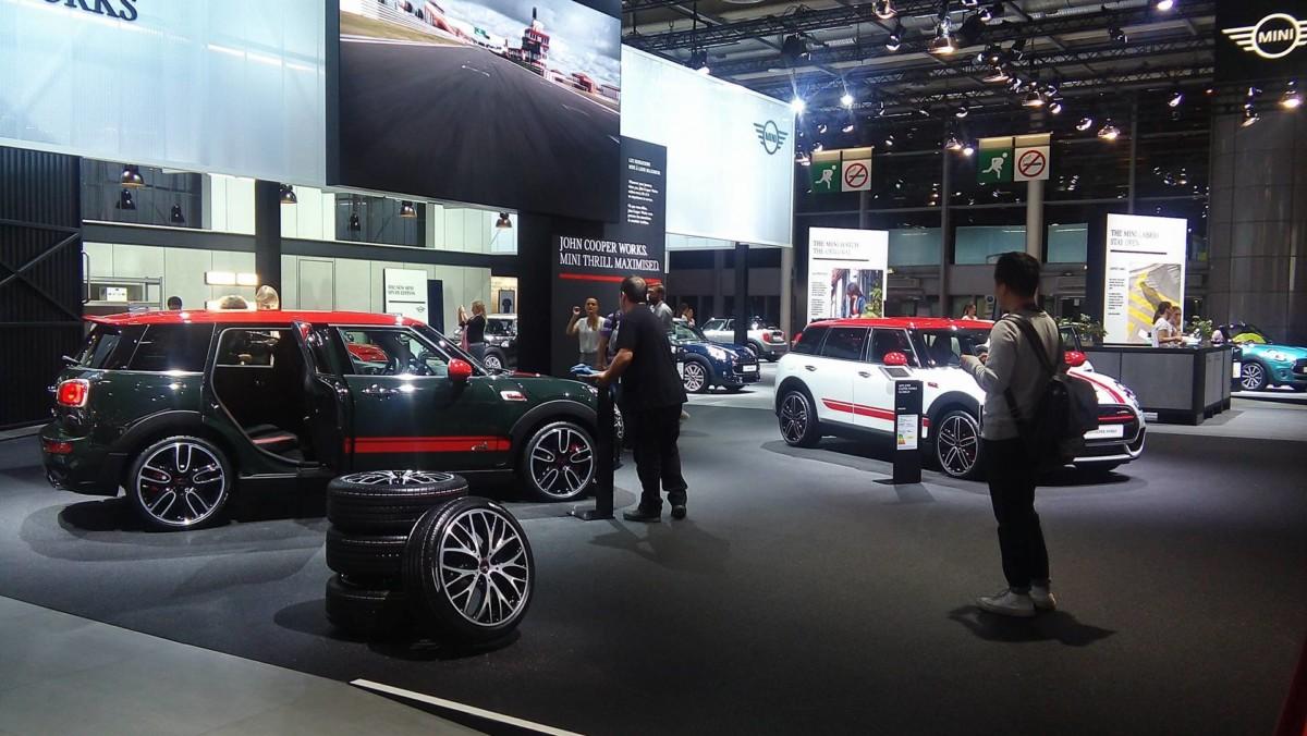 Парижский автосалон-2016 открывает двери!