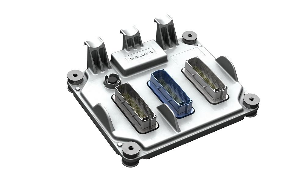 Новые контроллеры Delphi Они предназначены для двигателей и трансмиссий грузовых автомобилей