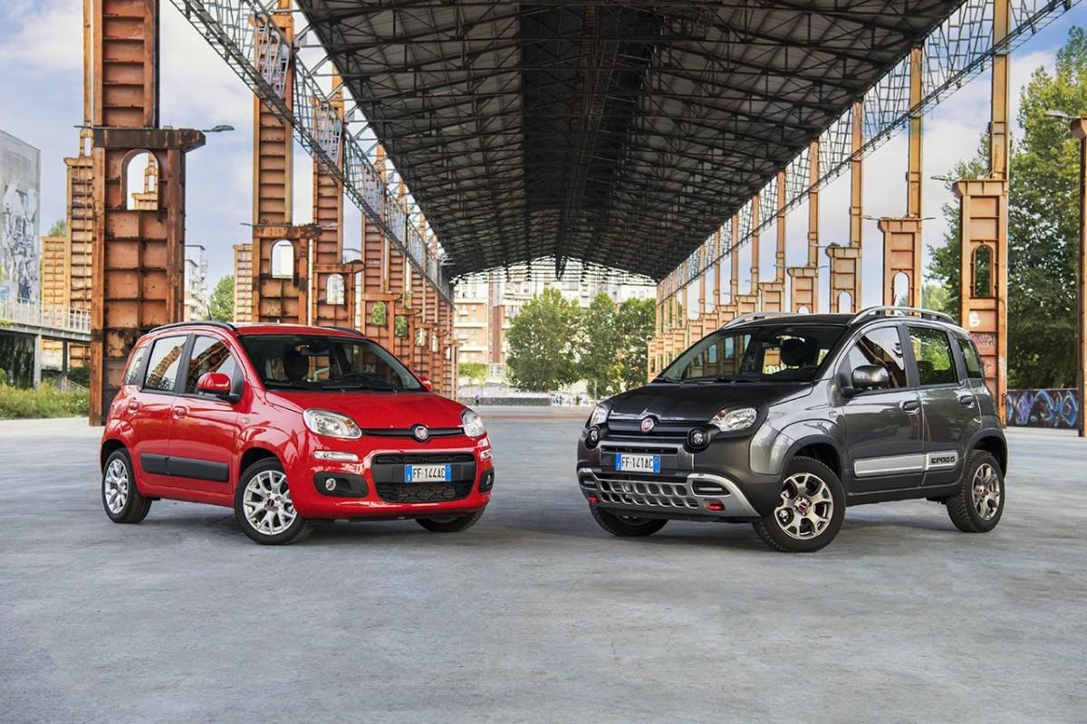 Fiat Panda 2017: разумные изменения