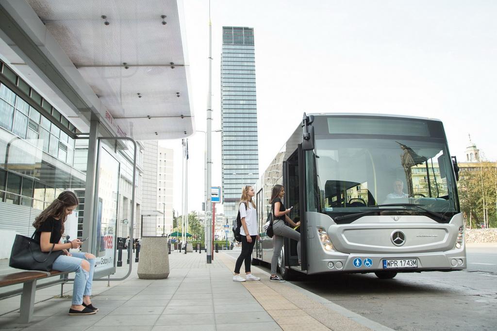 Мировая премьера: Mercedes-Benz Сonecto перешел на ГБО