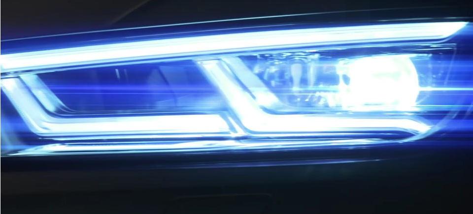 Кроссовер Audi Q5 2017 анонсирован в новом видео