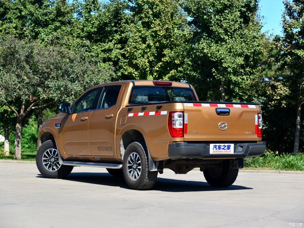 Dingzhuang Zhao – китайская копия Toyota Tundra за $18 тысяч