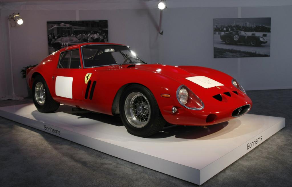 Топ-7 самых дорогих классических автомобилей