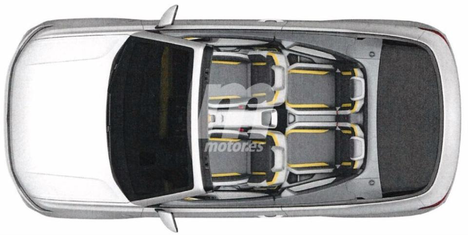 Кроссовер-кабриолет Volkswagen будет 2-дверным, но четырехместным