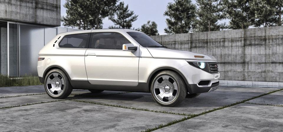 Нива-3. Какой будет новая Lada 4x4 и будет ли