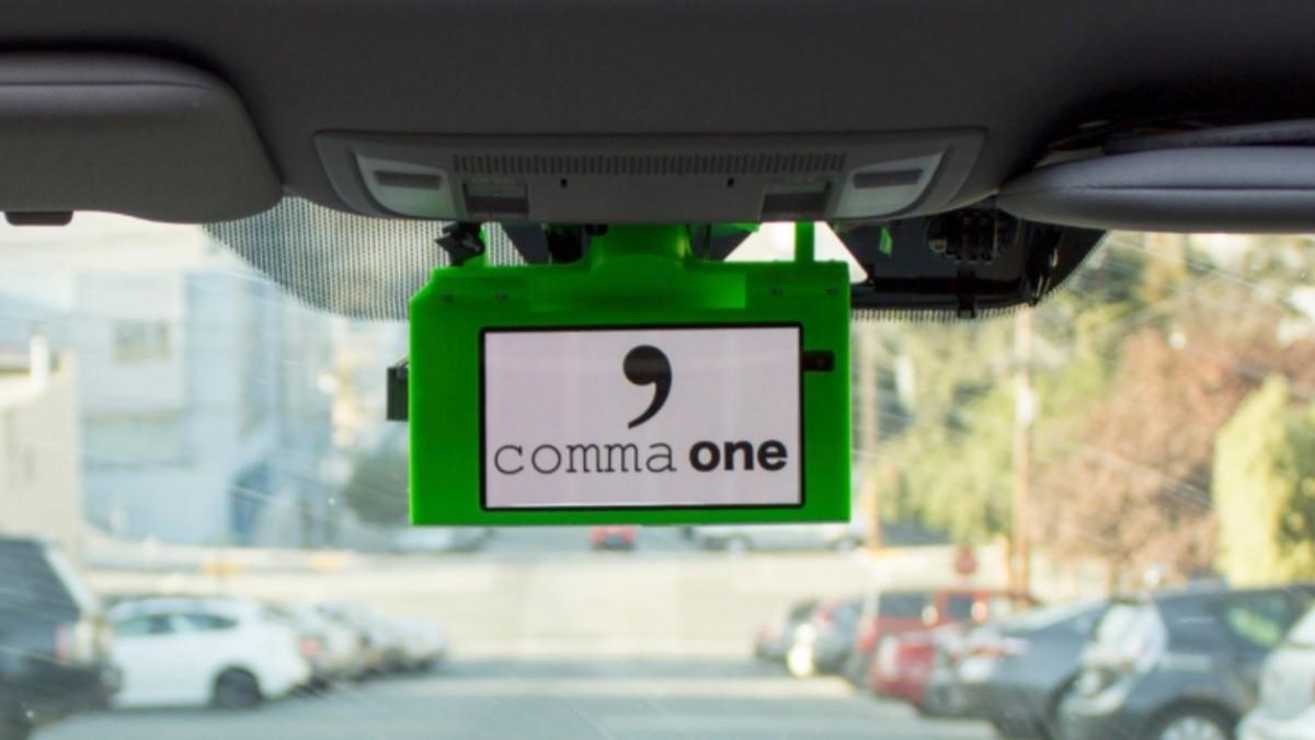 Comma One - комплект для самостоятельной установки автопилота за $999