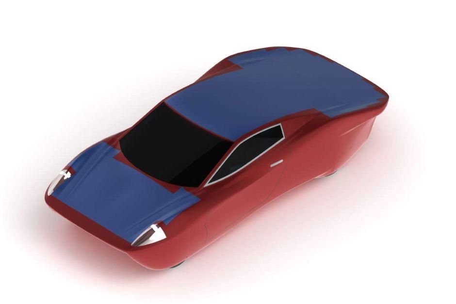 Arrow STF – первый серийный автомобиль на солнечных батареях