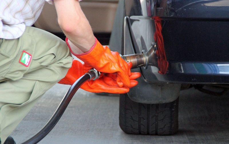 Цены на газ для авто