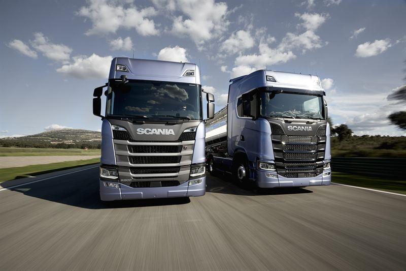 Международный грузовик 2017 года