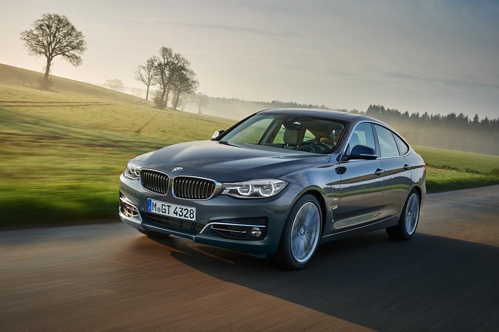 BMW 3 серии Gran Turismo
